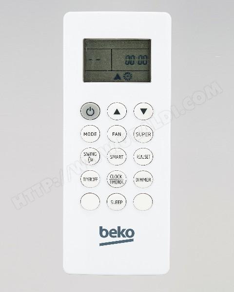 climatiseur portable 2600 w beko bnp09c. Black Bedroom Furniture Sets. Home Design Ideas