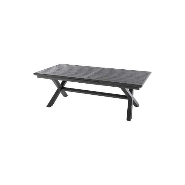 Table de Jardin Axiome Extensible Aluminium 10 Places