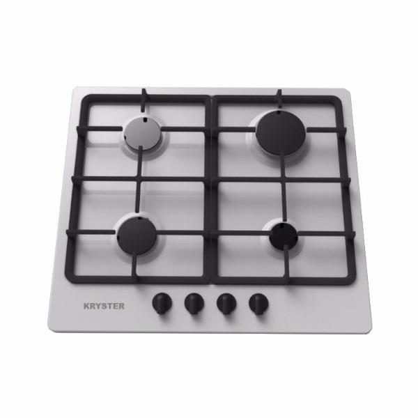 plaque de cuisson gaz 4 feux kryster kemwh4giflux. Black Bedroom Furniture Sets. Home Design Ideas
