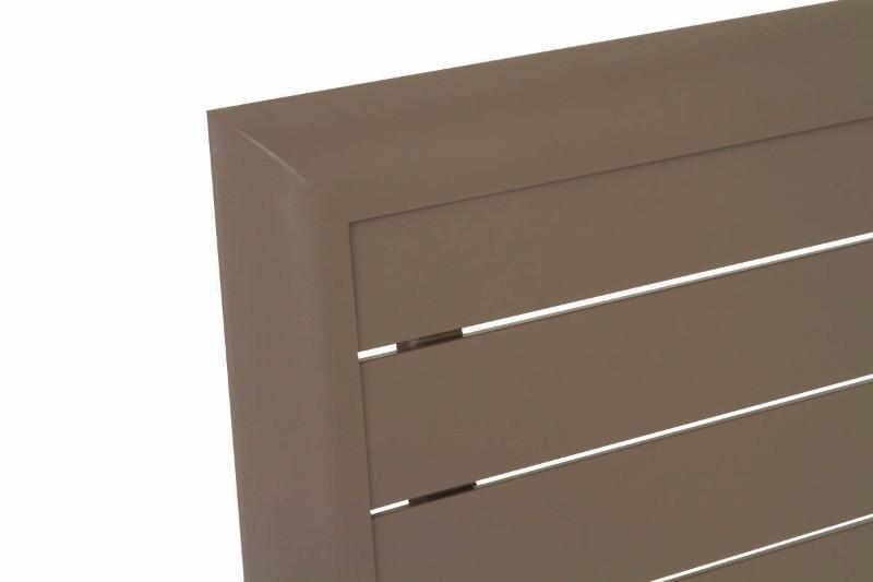 Table Azua Composite. Latest Table Extensible Azua Composite Taupe ...